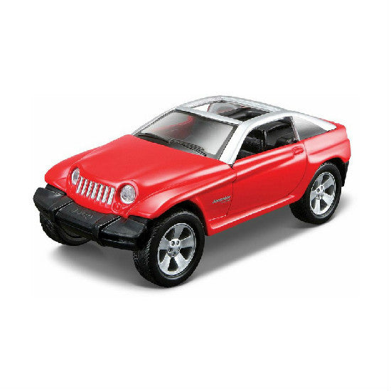 Maisto Power Kruzerz Jeepster Pull Back Action Car - Hobbytoys