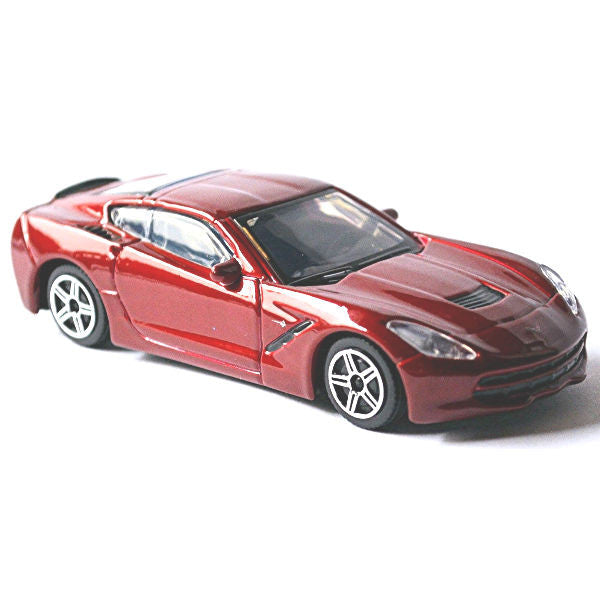 Bburago Street Fire 2014 Corvette Stingray 1/43