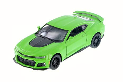 Kinsmart 2017 Cheverolet Camaro ZL1 1/36 Green