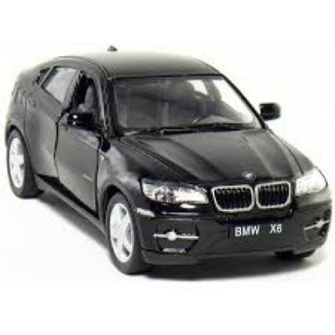 Kinsmart BMW X6 1/36 Black