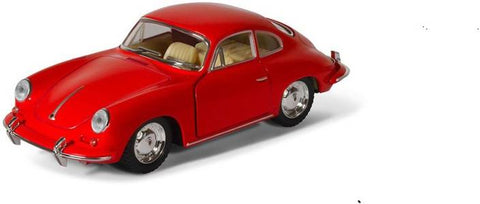 Kinsmart Porsche 356B Carrera 2 1/36 Red