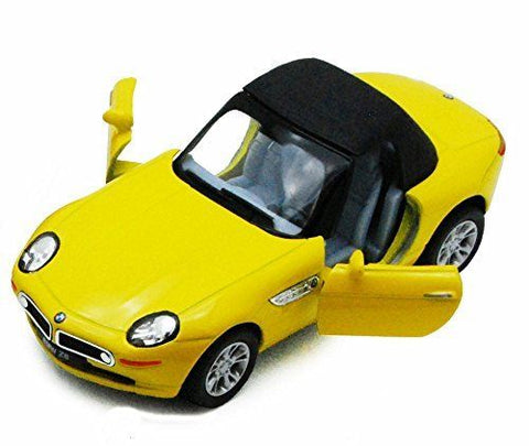 Kinsmart BMW Z 8 Close Top 1/36 Yellow