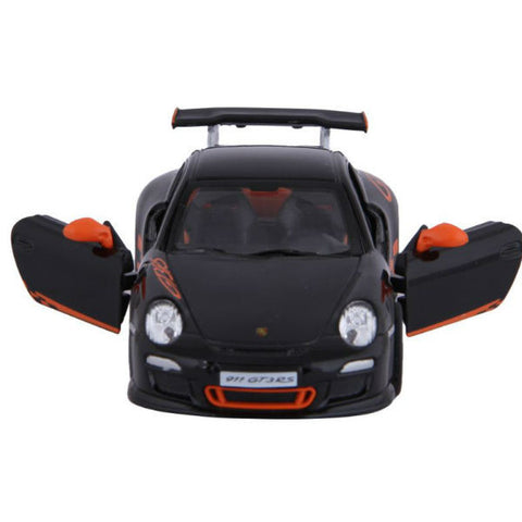 Kinsmart 2010 Porsche 911 GT3 RS 1/36 Black - Hobbytoys - 2