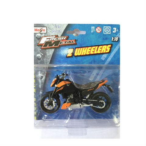 Maisto Fresh Metal KTM 690 Duke 1/18 - Hobbytoys - 2