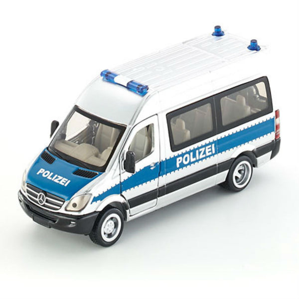 Siku Police Team Van - Hobbytoys - 1