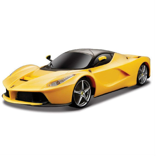 Maisto Ferrari MotoSounds LaFerrari Toy Model Car 1:24 - Hobbytoys - 1