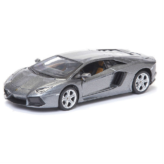 Maisto Lamborghini Aventador LP 700-4 Pull Back Action Car - Hobbytoys
