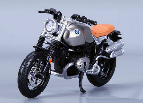 Maisto 2019 BMW R Nine T Scrambler Bike 1/12