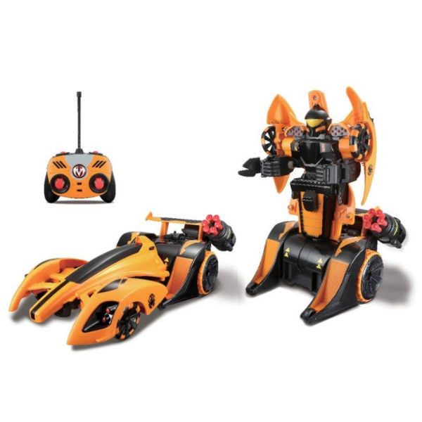 Maisto R/C Street Troopers Twist and Shoot Orange - Hobbytoys