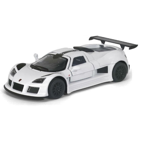 Kinsmart 2010 Gumpert Apollo Sport 1/36 White - Hobbytoys