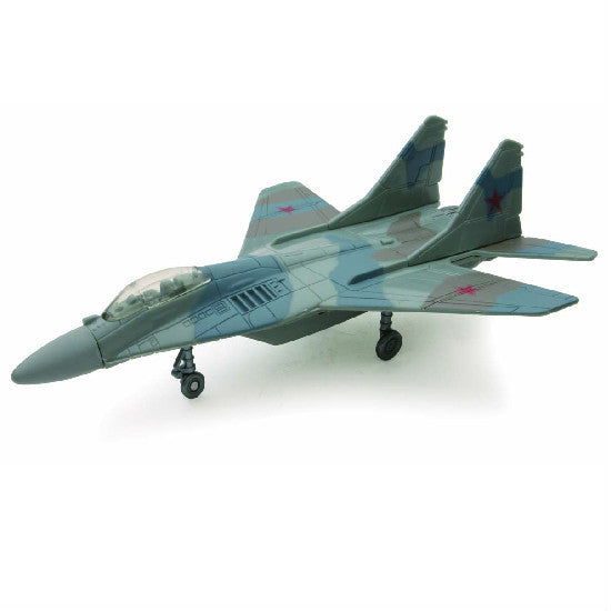 MIG-29 New-Ray Airplane Model Aviation Collectible - Hobbytoys