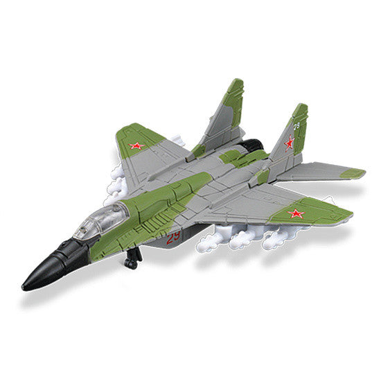 Maisto MIG-29 Fulcrum Diecast Aeroplane Toy Model - Hobbytoys