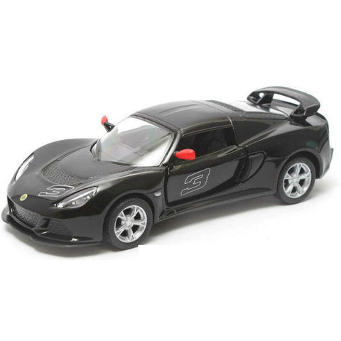 Kinsmart 2012 Lotus Exige S 1/32 Black - Hobbytoys
