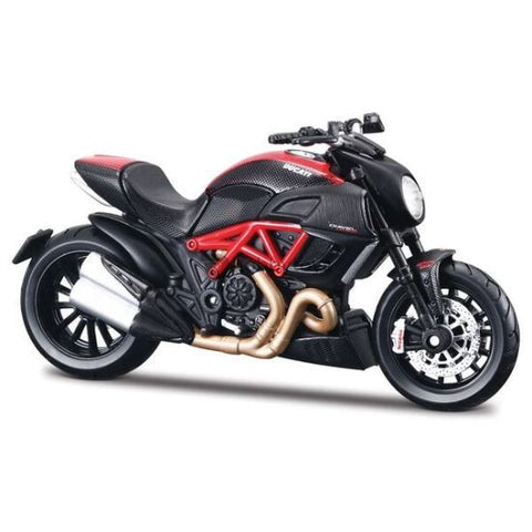 Maisto Fresh Metal Ducati Diavel Carbon 1/18 - Hobbytoys - 1