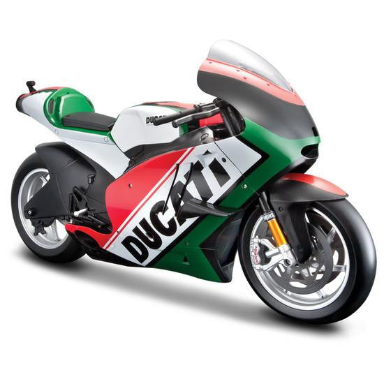 Maisto Ducati Italy World Cycle Series 1/6 - Hobbytoys