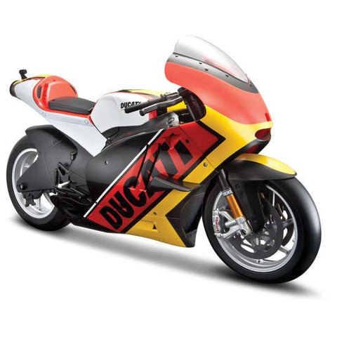 Maisto Ducati Germany World Cycle Series 1/6 - Hobbytoys