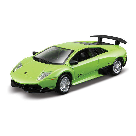 Maisto Power Kruzerz Lamborghini Murcielago LP 670-4 SV Pull Back Action Car - Hobbytoys