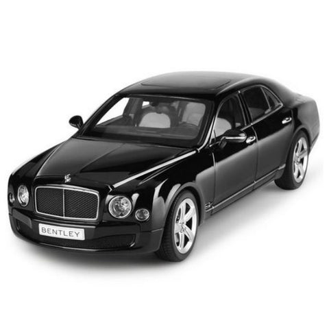 Kyosho 2014 Bentley Mulsanne Speed 1/18 Black - Hobbytoys - 1
