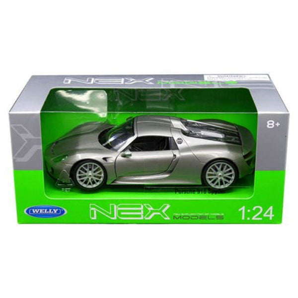 Welly Porsche 918 Spyder 1/24