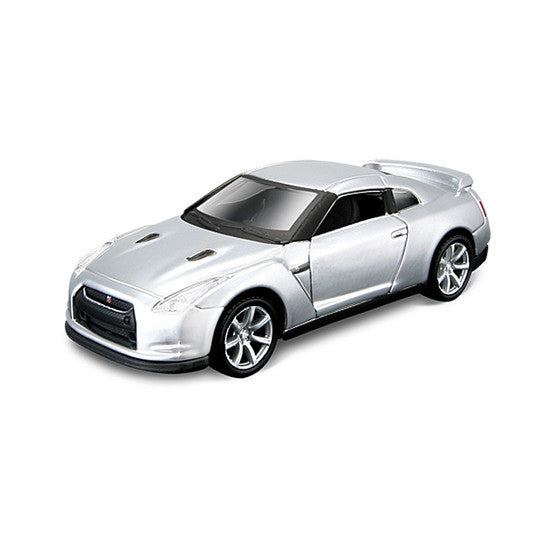 Maisto Power Kruzerz Nissan GT-R Pull Back Action Car - Hobbytoys