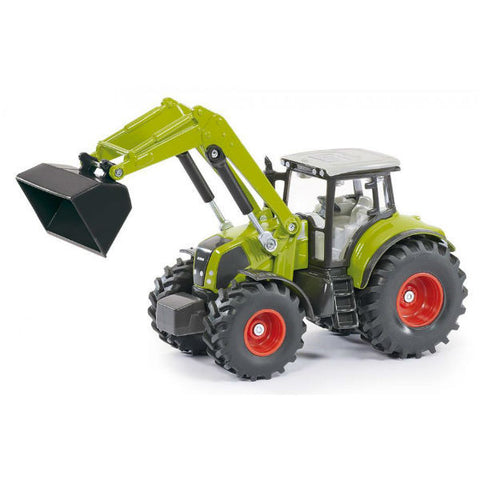Siku Claas Tractor With Front Loader - Hobbytoys - 1