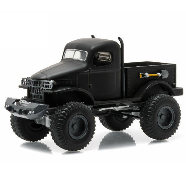 Greenlight 1941 Black Bandit Series 14 Military 1/2 Ton 4x4 1/64 - Hobbytoys - 1