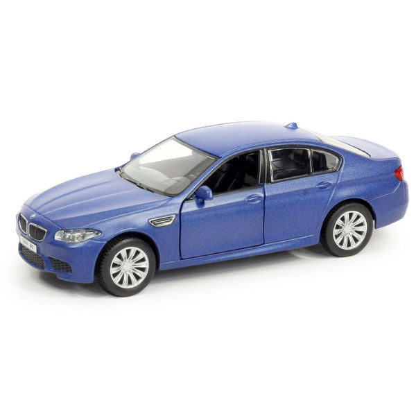 RMZ City BMW M5 Matte Blue - Hobbytoys