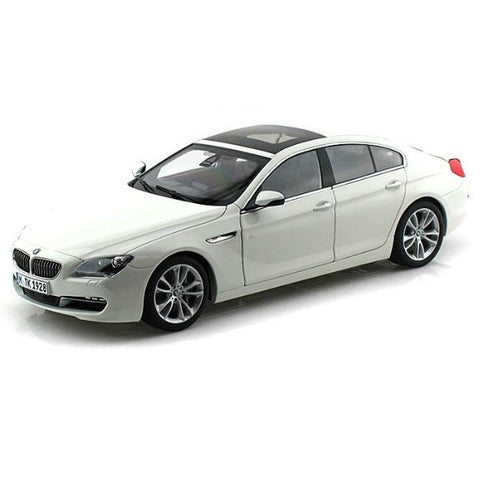 Paragon Models BMW F06 650i GC Alpine White 1/18 - Hobbytoys