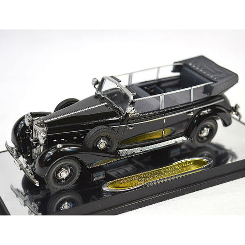 Signature Models 1938 Mercedes Benz 770K Cabriolet 1/43 - Hobbytoys - 1