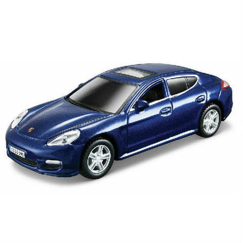 Maisto Power Kruzerz Porsche Panamera Turbo Pull Back Action Car - Hobbytoys