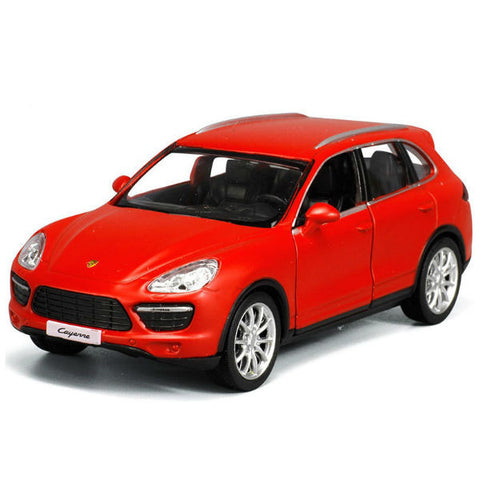 RMZ City Porsche Cayenne Turbo - Hobbytoys