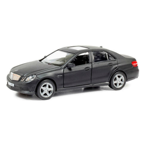 RMZ City Mercedes Benz E 63 AMG Matte Black - Hobbytoys