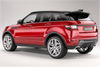 Kyosho Range Rover Evoque  1/18 Firenze Red