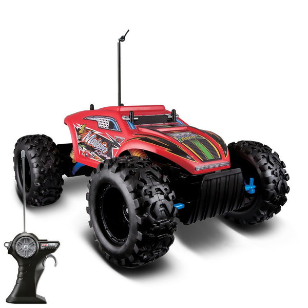 Maisto R/C Rock Crawler Extreme Red - Hobbytoys - 1