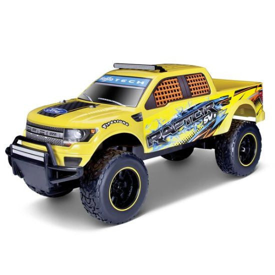 Maisto R/C Ford F-150 SVT Raptor 1/6 Yellow