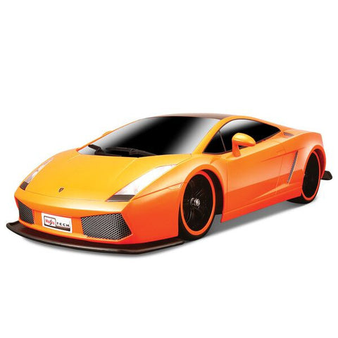 Maisto R/C Lamborghini Gallardo 1/10 Orange - Hobbytoys - 2