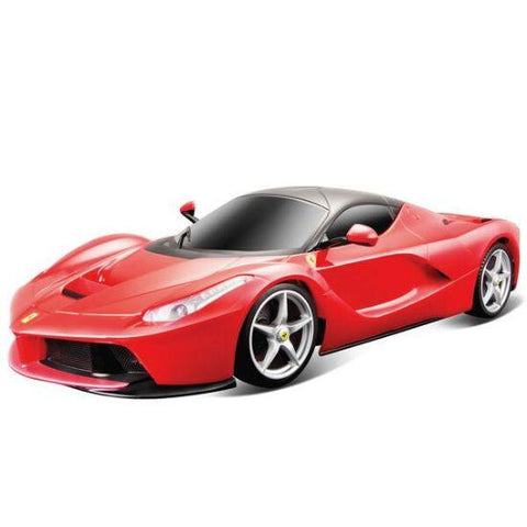 Maisto R/C LaFerrari 1/14 Red - Hobbytoys - 2