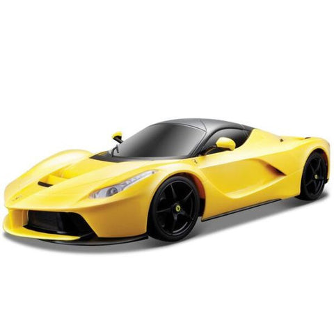 Maisto R/C LaFerrari 1/14 Yellow - Hobbytoys - 2