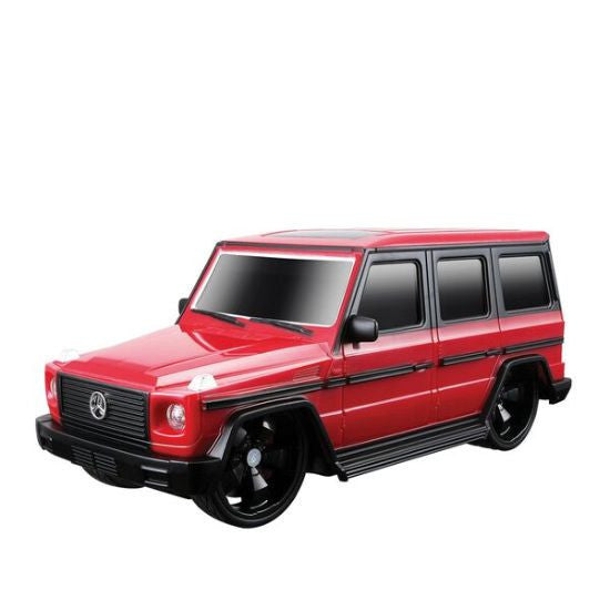 Maisto R/C 1:24 Mercedes Benz G Class Remote Control Car - Hobbytoys - 1