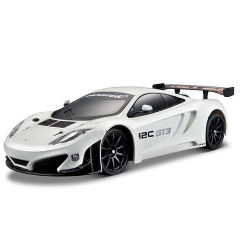 Maisto R/C McLaren MP4-12C GT3 1/24 White - Hobbytoys - 2