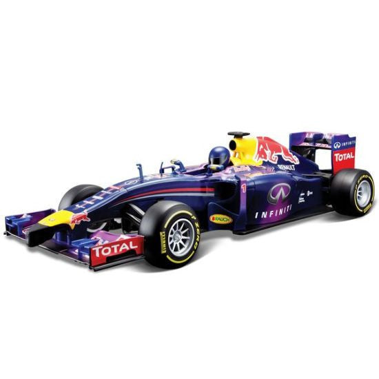 Maisto R/C Red Bull Infinity Racing RB10 Remote Control Car - Hobbytoys - 1