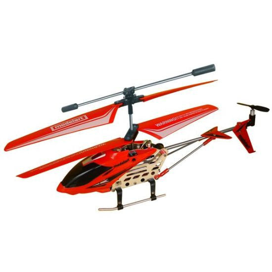 Modelart 3.5 Channel RC Helicopter with Flashing LED's - Hobbytoys - 1