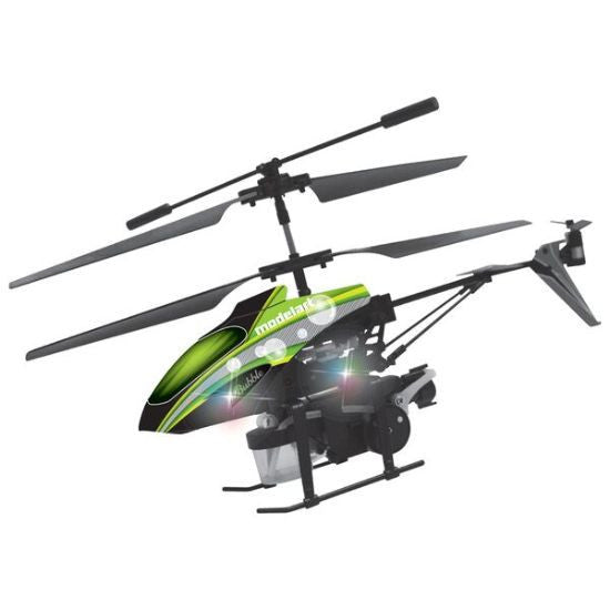 Modelart 4.5 Channel RC Helicopter with Bubble Blower - Hobbytoys - 1