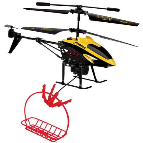 Modelart 4.5 Channel RC Helicopter with Lifting Winch - Hobbytoys - 1