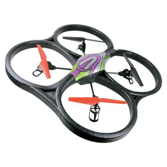 Modelart UFO Quadcopter 4 Channel RC Helicopter - Hobbytoys - 1