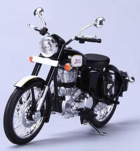 Royal Enfield Classic 500 scale 1/12 by Maisto