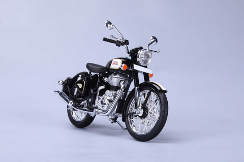 Royal Enfield scale model Classic 500