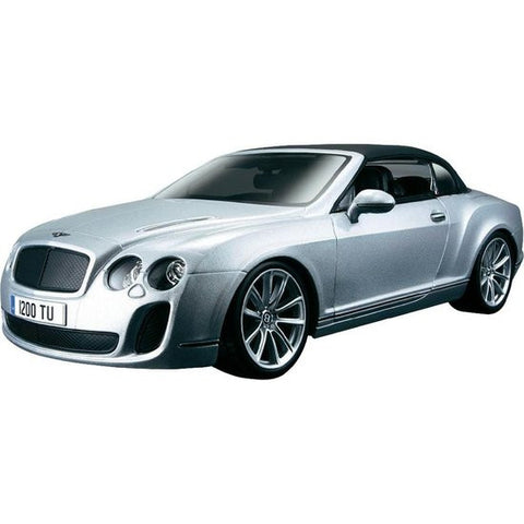 Bburago Bentley Continental Supersports Convertible 1/18 - Hobbytoys