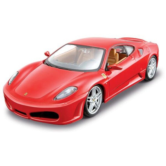 Maisto Assembly Line Ferrari F430 Die-cast Model Assembly Kit 1:24 - Hobbytoys - 1