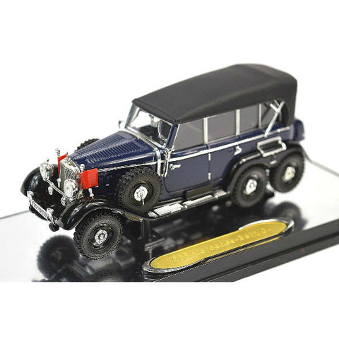 Signature Models 1938 Mercedes Benz G4 Closed 1/43 - Hobbytoys